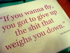 Do you wanna fly?
