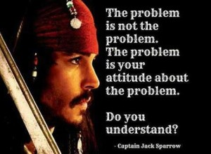 Wise Words from Jack Sparrow