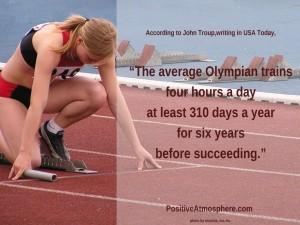 The Average Olympian