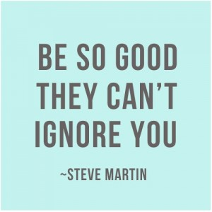 How good do you need to be?